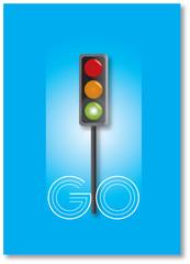 Go Traffic Lights Go Image