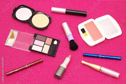 The cosmetics