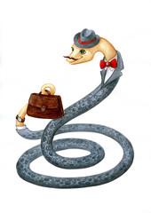 Змея - символ 2013 года