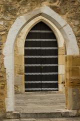 La porta nell'arco, Castelo di Sao Jorge-Lisbona