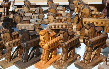 Trojan Horses For Souvenir