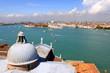 Vue aérienne de Venise - Italie