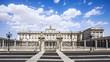 Madrid Royal Palace. Palacio de Oriente, Spain.