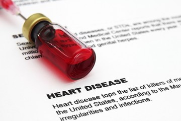 Heart disease form