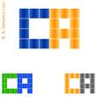 C. A. Company Logo