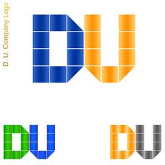 D. U. Company Logo