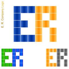 E. R. Company Logo