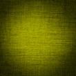gelb-grüner Leinenstoff