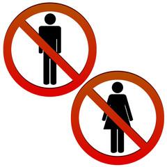 No man and no woman