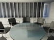 Conference table and chairs, modern meeting