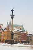 Old town square, Warsaw, Poland - 45995862