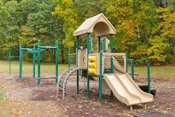 Playground in Fall II