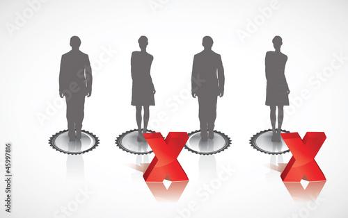 parité homme - femme