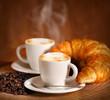 Cappuccini e Croissant
