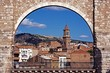 View of town, Teruel, Spain © Arena Photo UK