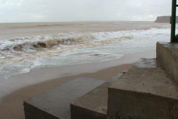 seaside storm 1