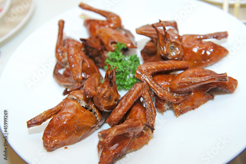 pigeon fry in hong kong