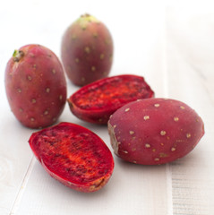 Cactus fruit pear exotic
