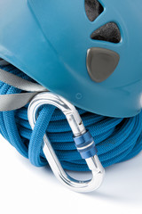 Mountaineering safety equipment