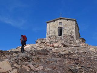 La chapelle du Mont Thabor