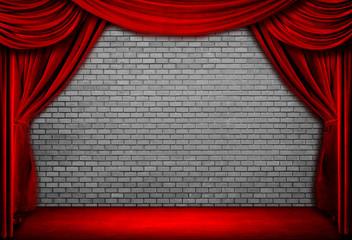 Texture Teatro e Muro