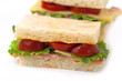 Sandwich ham and cheese - Tramezzino