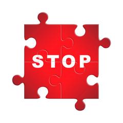 Concept Stop Puzzle