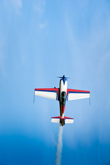 sporting airplane