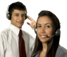 callcenter in action