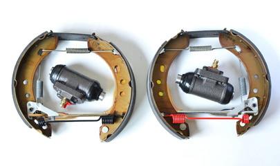kit de freins à tambour