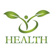 Healthy life logo vector