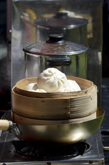 Chinese Dumplings - Dim Sum Food