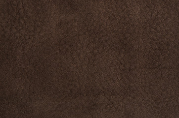 Natural brown leather