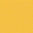 Leinwandbild Motiv honeycomb seamless background