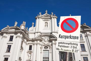 Kurzparkzone / Wien