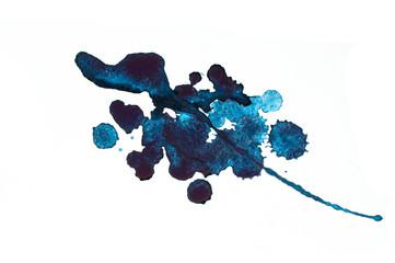 Blue blots