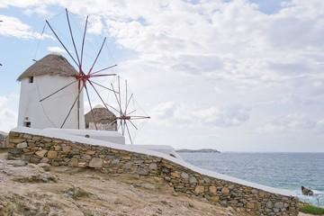 windmills- Greece