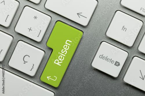 Reisen keyboard key 2