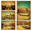 Collage - Venice - Venise - Venezia