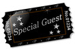 Ticket - Special Guest