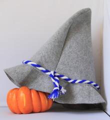 Zucca e cappello della strega - Halloween
