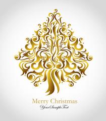 Christmas illustration for design