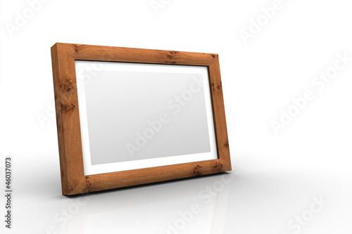 3d holz bilderrahmen eiche ast von styleuneed lizenzfreies foto 46037073 auf. Black Bedroom Furniture Sets. Home Design Ideas