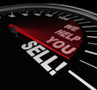 We Help You Sell Speedometer Sales Advice Consultant Service