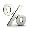 Symbol of percent