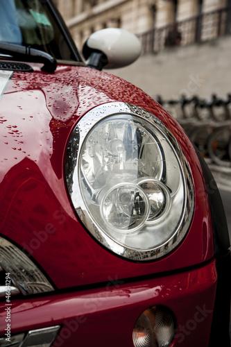 Red car © Cla78