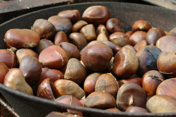 caldarroste castagne