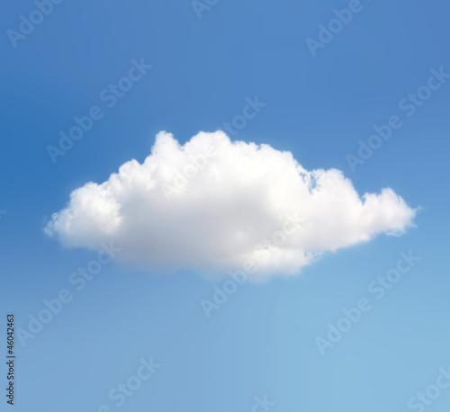 Fototapeten,wolken,blau,himmel,single