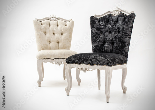 Luxury armchairs