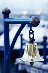 Golden bell.